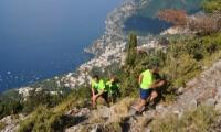 Una Gara Trail in Costa d'Amalfi