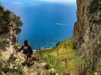 Trekking guidato lungo il Sentiero del Convento di Cospita