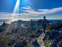 Trekking a Capri-Il sentiero dei Fortini