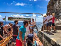 Visita alla Grotta dello Smeraldo e rientro in barca ad Amalfi