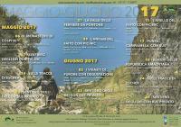 Uscite Trekking - Maggio e Giugno 2017